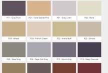 Concrete Color Hardener Color Charts / Explore concrete color hardener color charts from today's leading manufacturers.  For more information on color hardeners, visit http://www.concretenetwork.com/products-color-hardener/.
