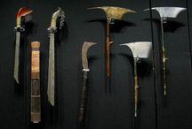 headhunter axes