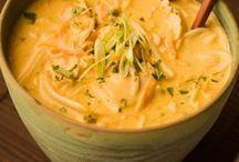Soup/Stews/Chili Recipes