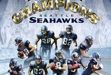 Seattle Sports / by Sheila Fulkerson