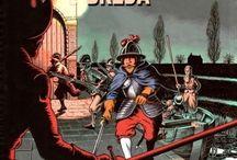 Stripboeken / Historische stripboeken kun je kopen bij www.boekenstek.nl
