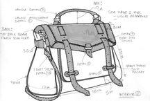 Шаблоны сумок