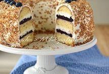 Ciasto, Kuchen, Cake