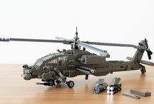 Lego Planes Militair