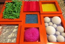 OT- Sensory Activities / activities with a sensory component / by Living Sky School Division