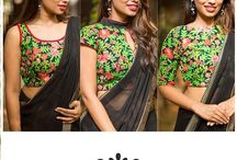 Designs to browse, shop and get inspired by... / READY TO SHOP sarees, blouses, lehangas, croptops and more...