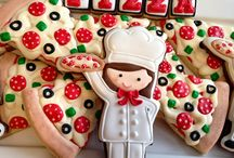 Sugar cookies! / by Hailey Price