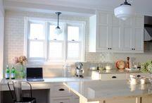 Kitchen Ideas / by tracy ippolito