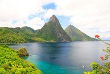 St Lucia / Sainte-Lucie