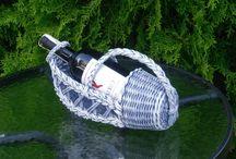 koszyk na wino