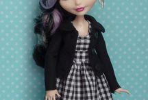 Одежда кукл