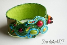 Soutache / by Edyta Mazurek