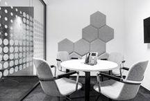 Sala konferencyjna, meble do sal konferencyjnych / Inspirujące zdjęcia sala konferencyjna, mała sala spotkań, praca kreatywna, conference room, meble biurowe