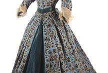Clothes : 1800s