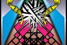 MY ART / by Vapor Maché