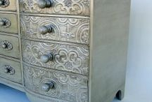 Refinishing furniture ideas / by Liz Pershing