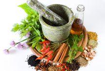 HERBS natural medicine