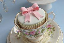 High tea / Kake