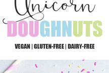 UNICORN RECIPES VEGAN & GLUTEN-FREE