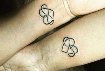 best friend tatto