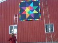 barn quilts / by Nancy Hancock