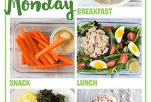Clean eating - meal plan ideas