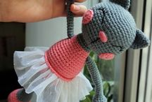 Crochet Patterns Free Cat