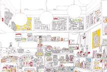 supermarket sketching