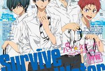 ♒Iwatobi SC♒ / You know, Haru wants to swim FREE.     L O V E  T H E M  A L L ! ! !