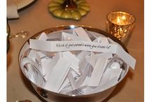 Women's Events Ideas / by Lydia Parker