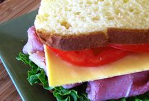 Gluten-Free Bread Recipes / by Tiffany Selvey