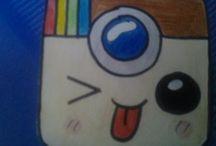 Dibujos kawaii ailec