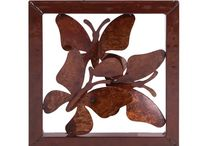 EARTH Range of recyled metal artworks feauturing wall art, sculptures, ornaments and more.