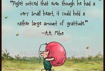mooie woorden