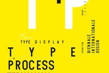 Projet: Had One Font / Inspiration pour le projet Had One Font #dwm #type #presentation dwm.re