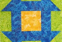 Chock-A-Block Quilt Blocks