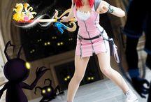 kingdom heart cosplay
