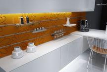 Aranżacje ściany w kuchni