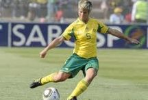 Janine Van Wyk - Banyana Captain / Sharing images of our SA Womens National Team Captain www.jvw5.co.za