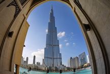 Dubai's ultimate travel bucket / Best things to do while you wander the amazing Dubai