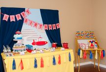 {Party} Little Einsteins / I styled this party for my special lil guy, Gabe. He LOVES Little Einstein so I knew I had to do this theme for him! It was also my FIRST feature on KPI!