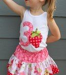 Strawberry Birthday party / by Katrina Willis