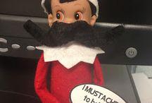 Elf on the Shelf-Classroom Edition