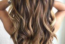 vlasy svetle