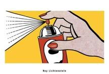 { Artist Study: Liechtenstein }