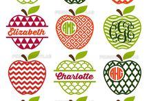 ~ DAR Schools Apple ~