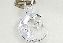 Sun Moon Stars Charms / https://www.chain-me-up.com.au/sun-moon-stars-charms-for-bracelets-silver-gold.asp