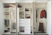 Vacation home - wardrobes