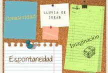 En nuestro blog / Post semanales en  nuestra web sobre regalos, creatividad, afectos, experiencias, etc...