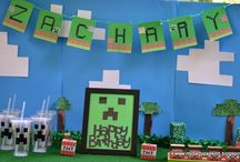 Parties -//- Minecraft party